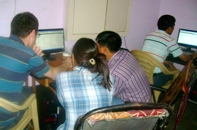 Computer Training in Delhi and Aizawl