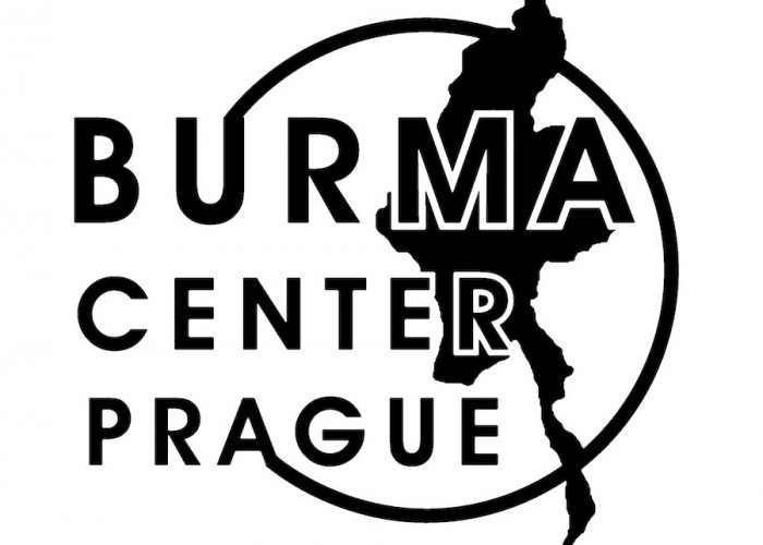 "Logo for the NGO ""Burma Center Prague"""