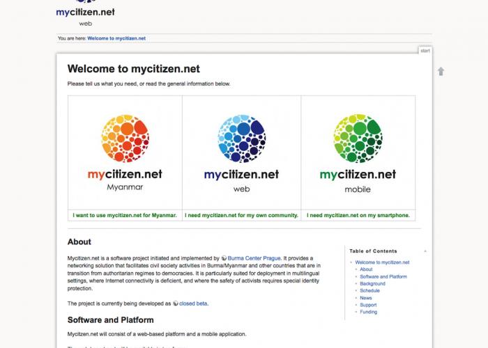 MyCitizen.net